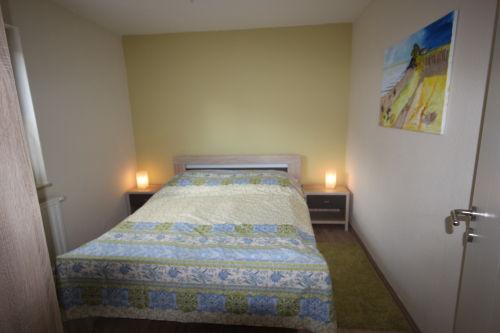 Doppelschlafzimmer im Erdgeschoss