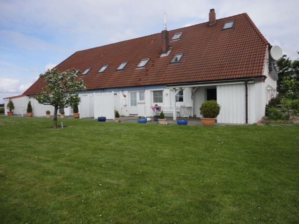 Landhaus Nordsee-Peerhuus, Rosen-Apartement