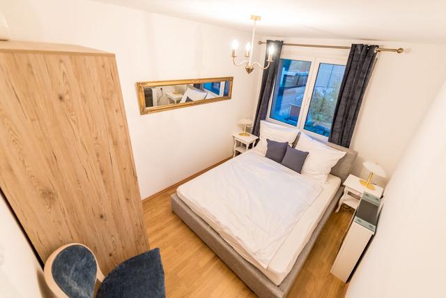 Maja Luxusappartement, Appartement