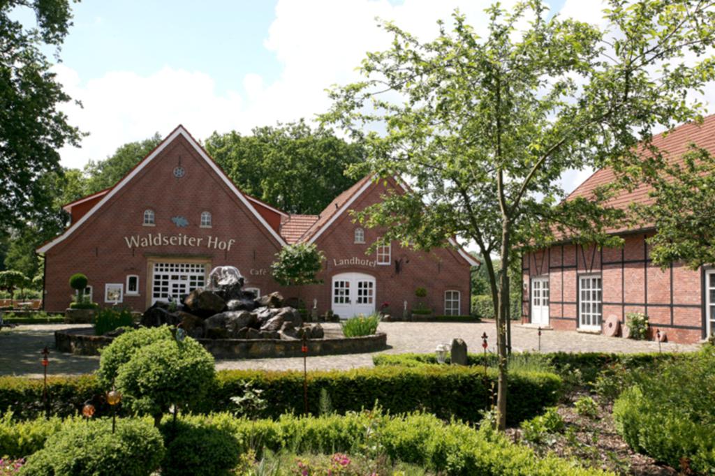 Waldseiter Hof, Ferienwohnung Spieker 2. Etage
