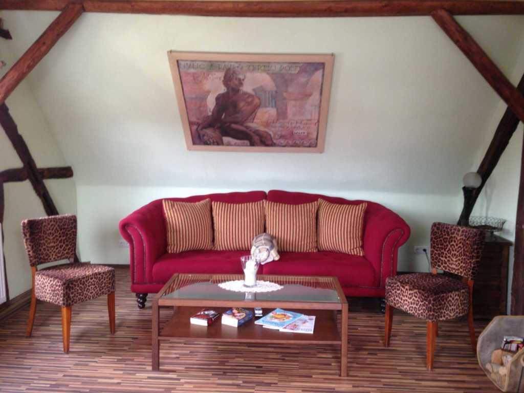 Casa Verde, Ferienwohnung Mediterran