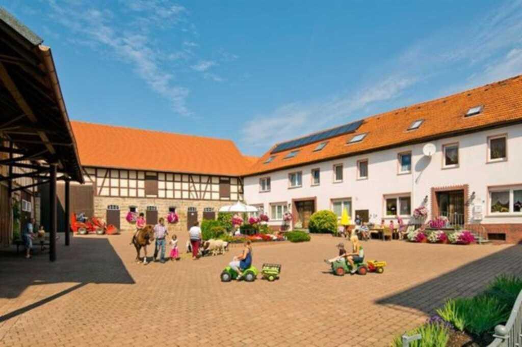 Ferienhof Stracke, Ferienwohnung Storchennest 2