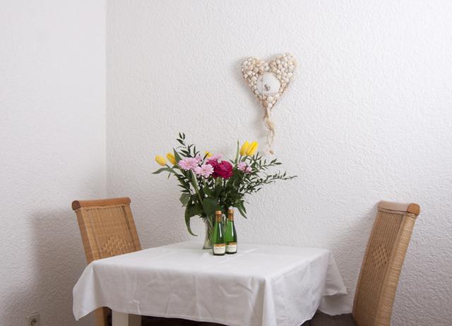Haus Blumenhof, Wohnung Strandkorb(2)
