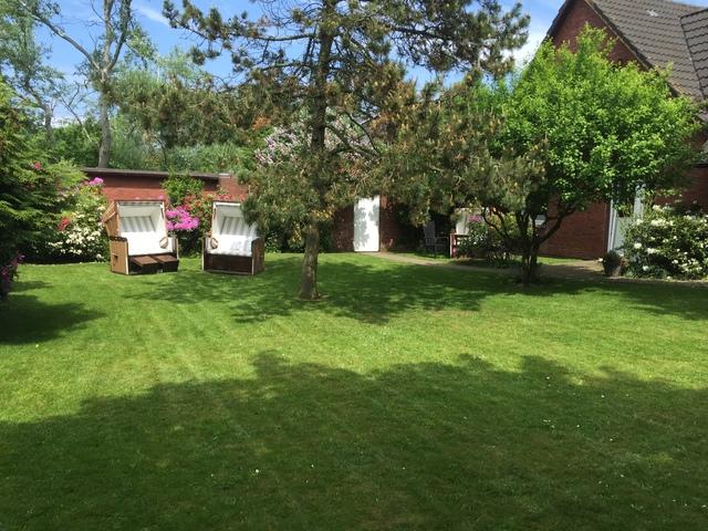 Haus Blumenhof, Wohnung Sylt verliebt (4)