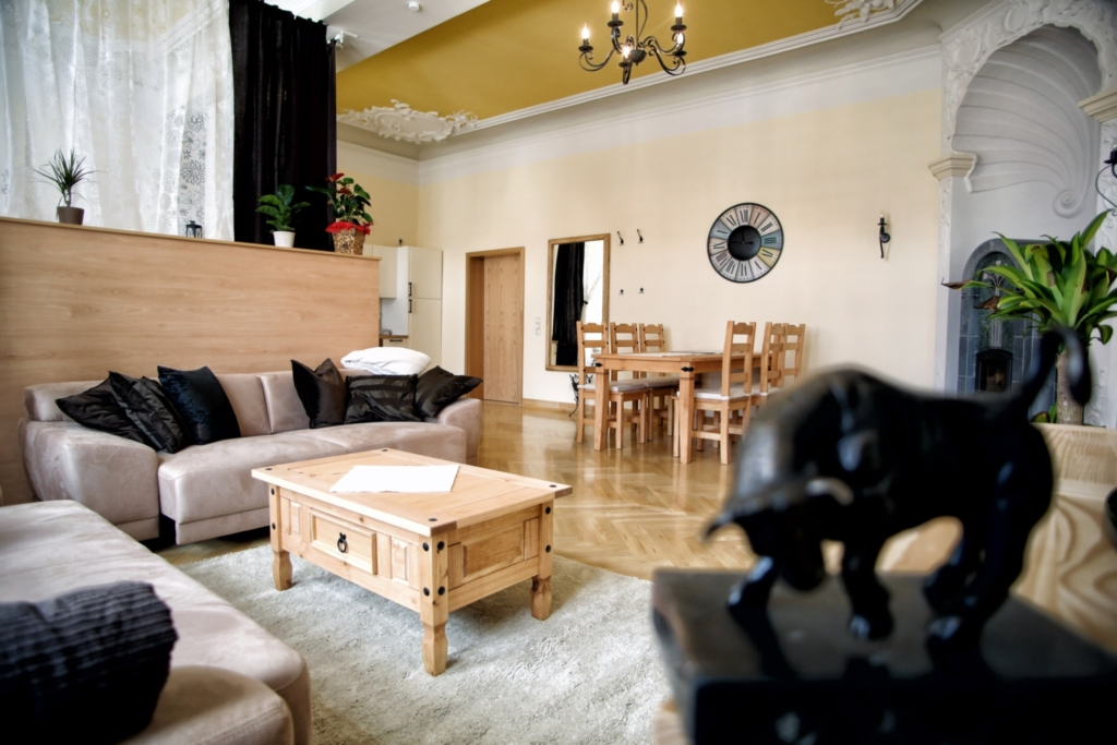 City-Apartments M�hlhausen*****, Apartment Madrid