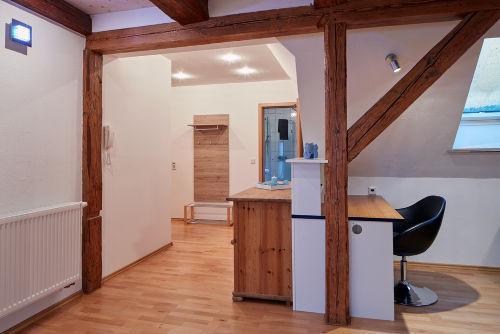 Eingangsbereich / Büroecke