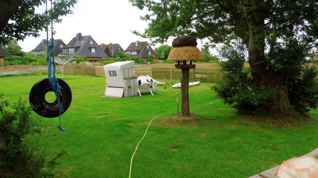 Sjip bi Hüs ( Schafe am Haus), Ferienwohnung Sjip