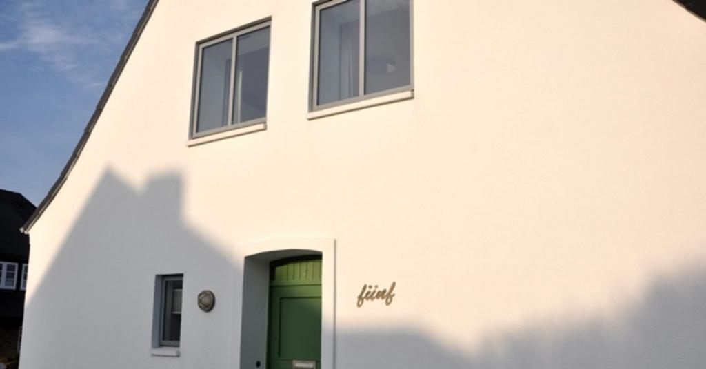 Ferienhaus 'D�ne f�nf'