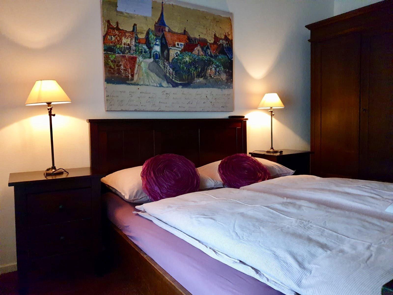 Schlafzimmer - ruhig gelegen -