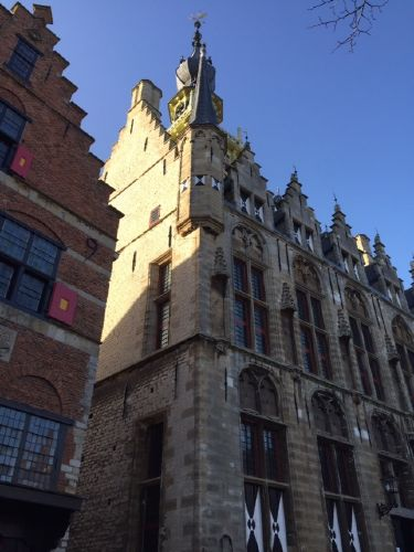 Veere - Rathaus
