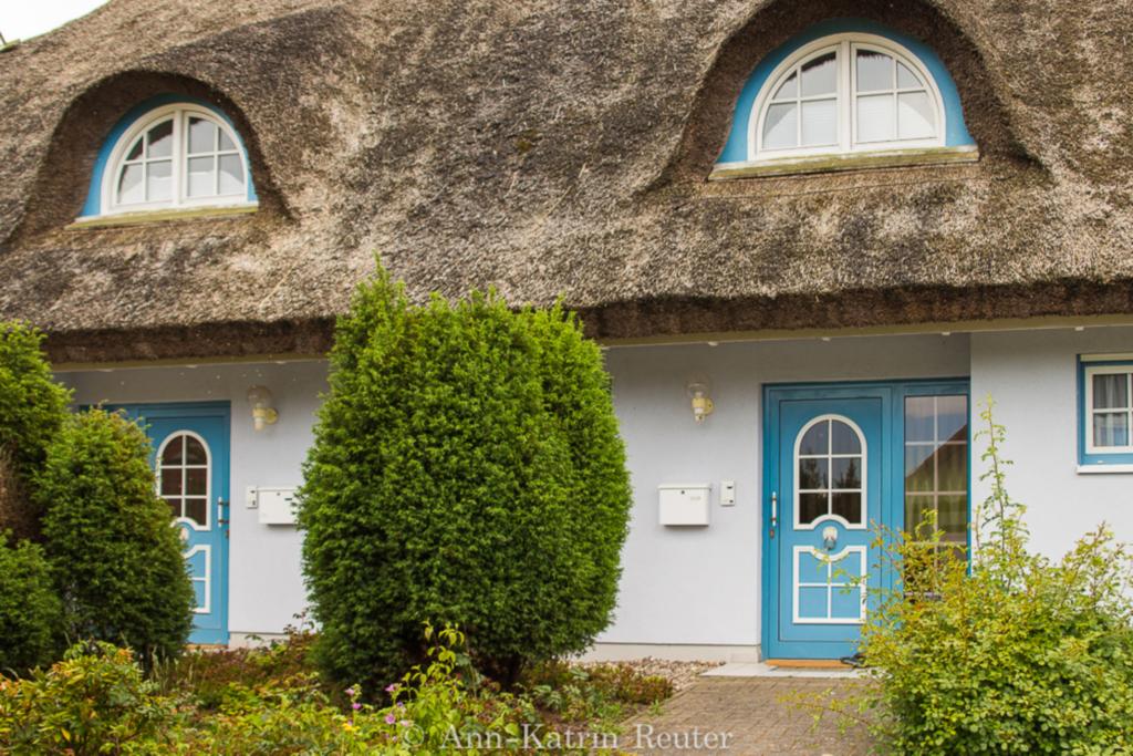 Kapit�nshaus Wiek, Die Alte Liebe