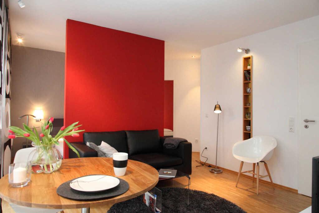 City-Appartement 'Am Bach', 1,5 Zimmer Wohnung, ca