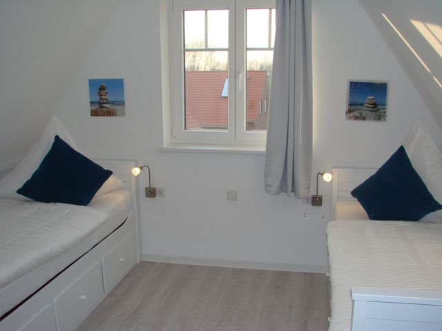 Doppelhaus unter Reet | K�stentraum & Ostseetraum