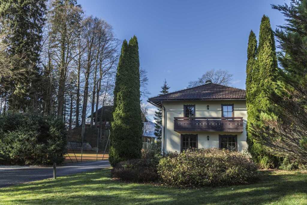Das Jägerhaus, Jägerhaus