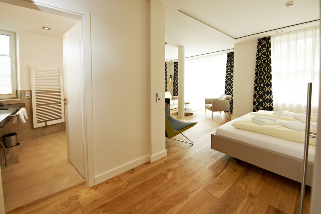 Logierhus Langeoog, Royal Suite (52m�)