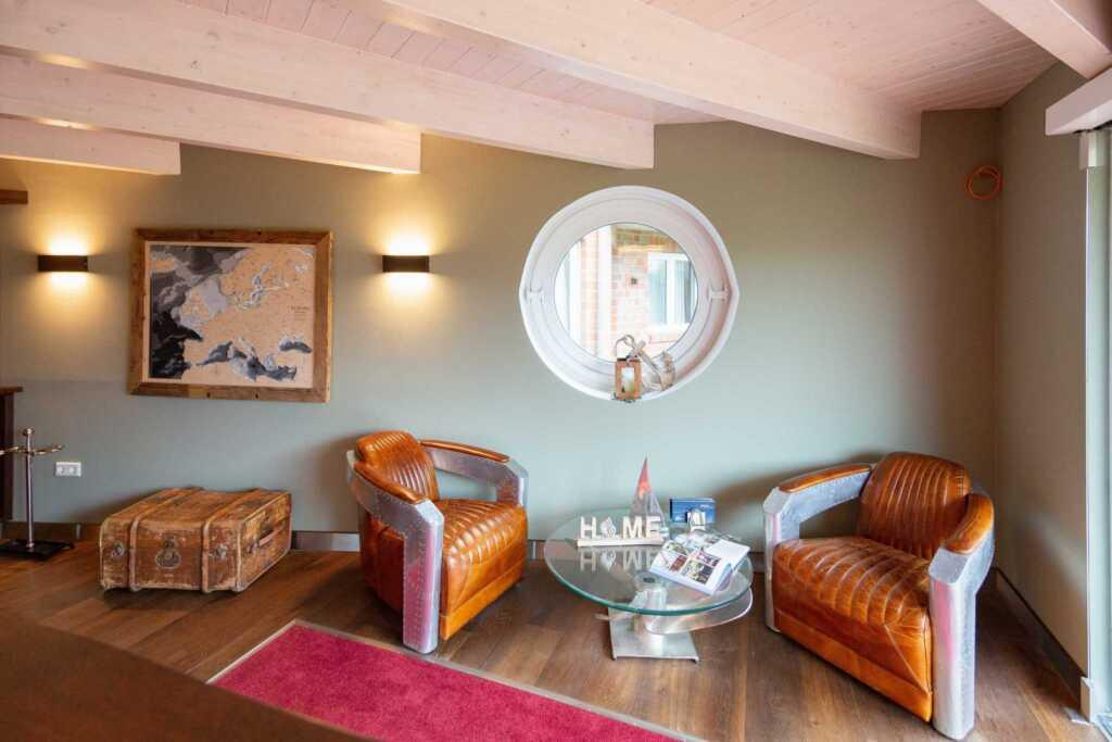Suiten-Hotel mare, Suite- Apartment (Captain-Suite