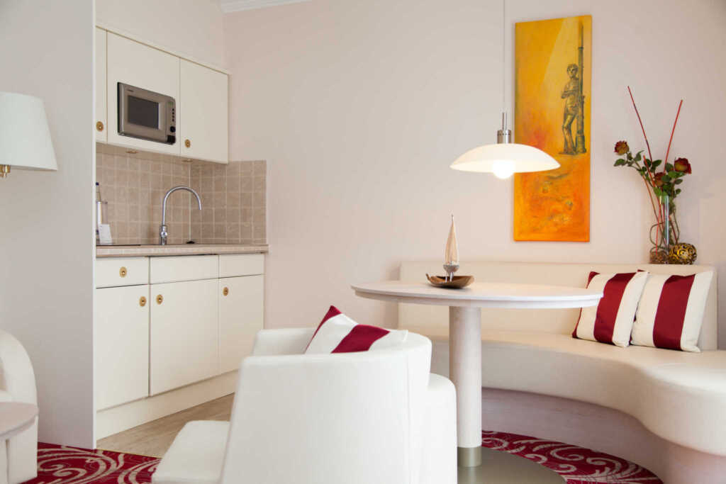 Suiten-Hotel mare, Suite- Apartment (Admiral-Suite