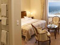 Hotel Miramar, Doppelzimmer Bad o. Du-WC Landseite in Sylt-Westerland - kleines Detailbild