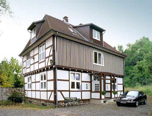 Am Bergpark - Ferienwohnung Waldblick