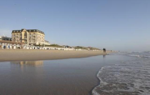 Hotel Miramar, Suite Bad o. Du-WC Seesicht +