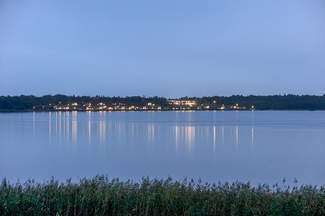 See- und Waldresort Gröbern, Wohnmoblistellplatz