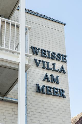 Weisse Villa am Meer, Ferienwohnung 54� 08' Nord