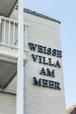 Weisse Villa am Meer, Ferienwohnung 54° 08' Nord