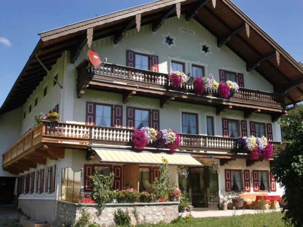 Hutzenauerhof, Ferienwohnung 'Edelweiss'