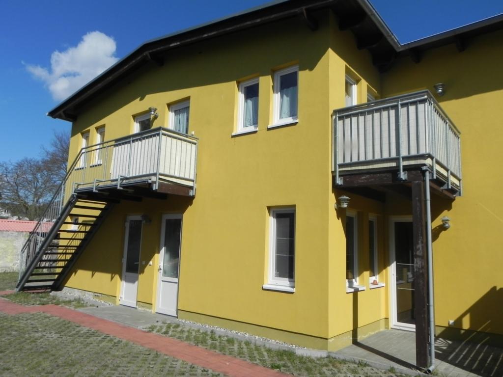 Haus Bella, Wohnung im Dachgeschoss