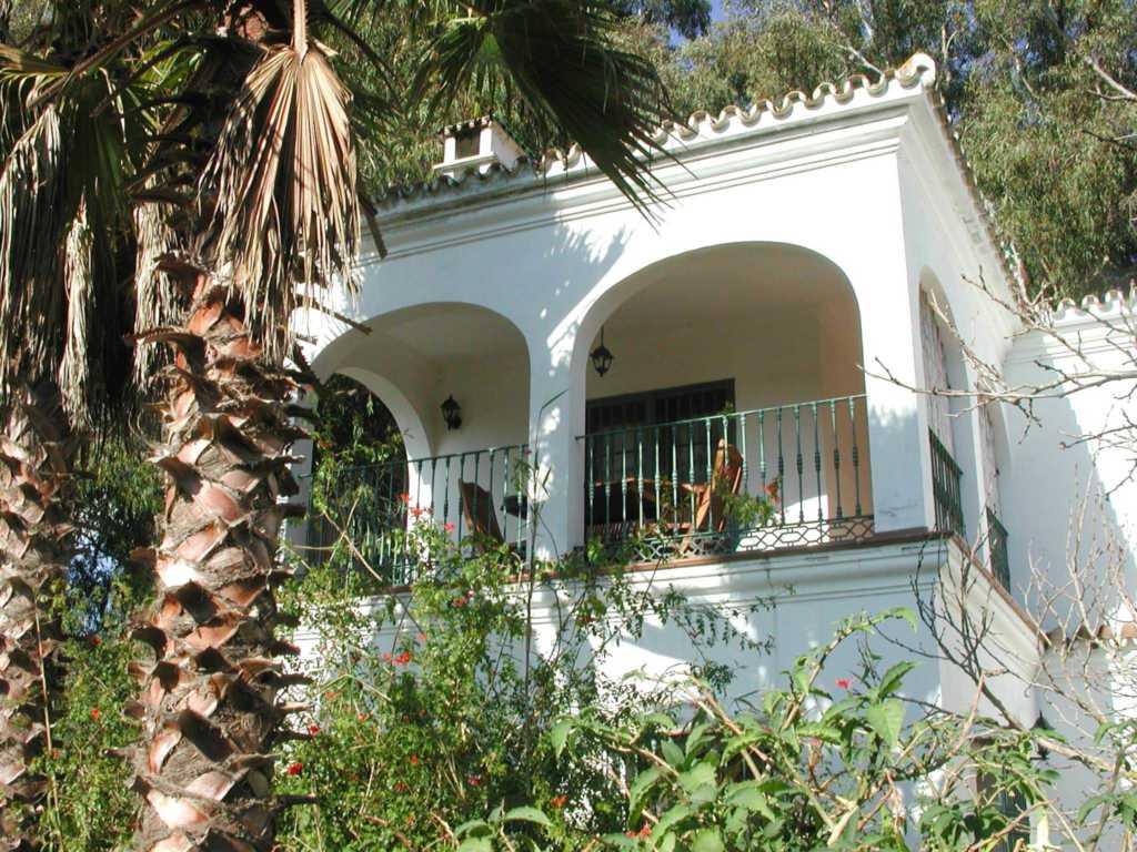 Finca San Ambrosio, Apartment El Arco - Haupthaus