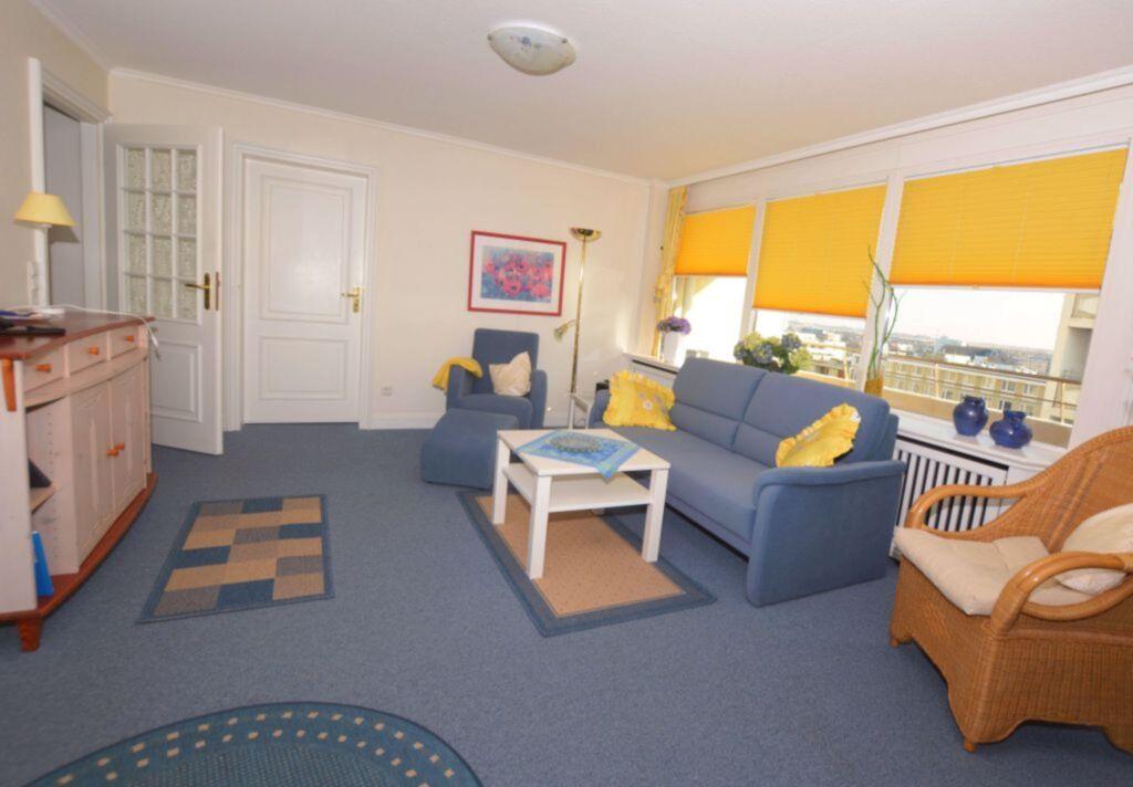 Haus Metropol, App 136, Mankopf, Appartement 2-Zim