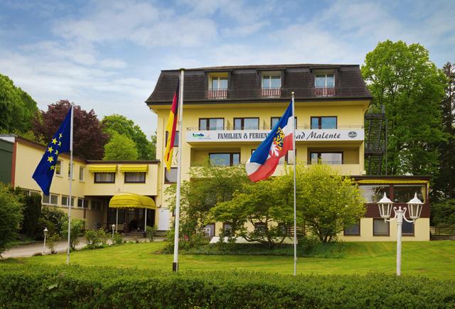 Ferien Hotel Bad Malente, 3-Bett-Zimmer