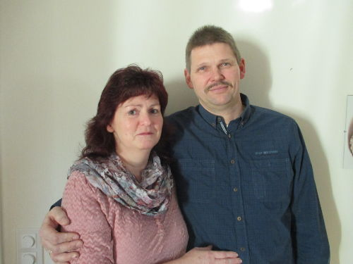 Heidi und Rüdiger Jakobsen