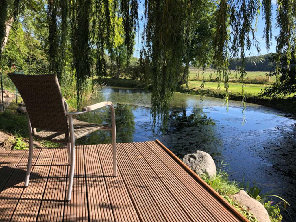 Landhaus am Teich, Ferienwohnung EG 2