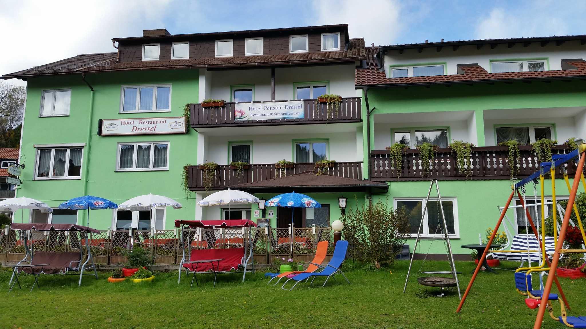 Gruppenferienhaus Hotel-Pension Dressel