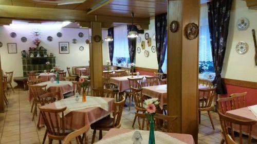 Restaurant / Gruppenraum
