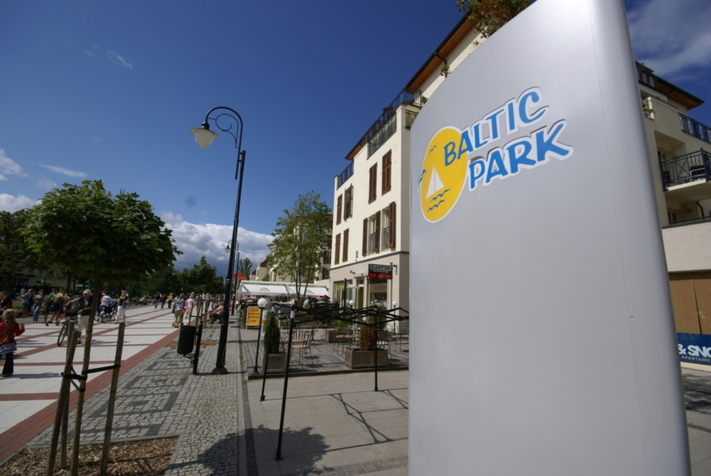 Baltic Park Plaza (BPP5.1.2), BPP 5.1.2