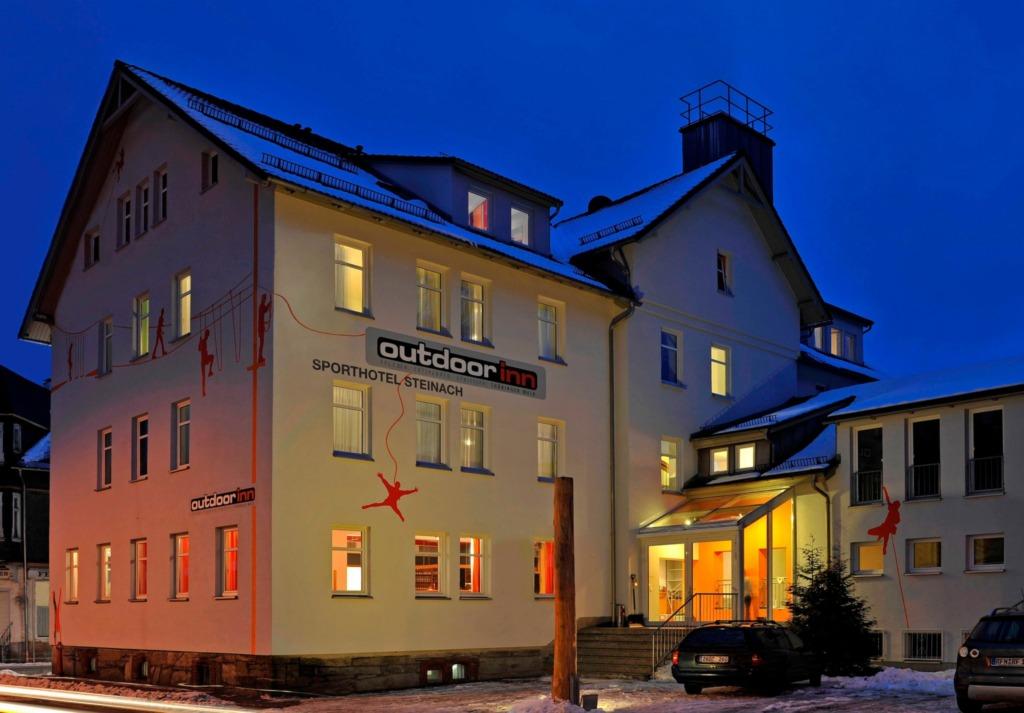 Sporthotel Steinach, Appartement