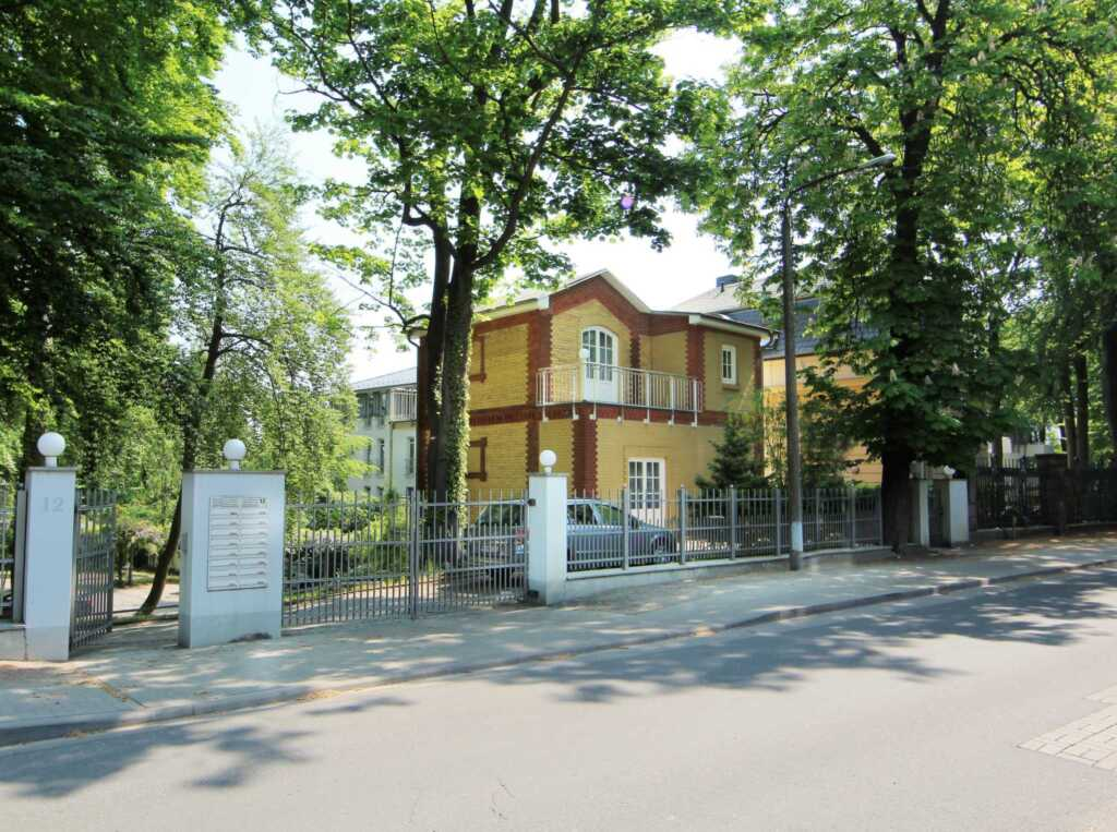 (Brise) Remise Seepark, Remise Seepark Heringsdorf