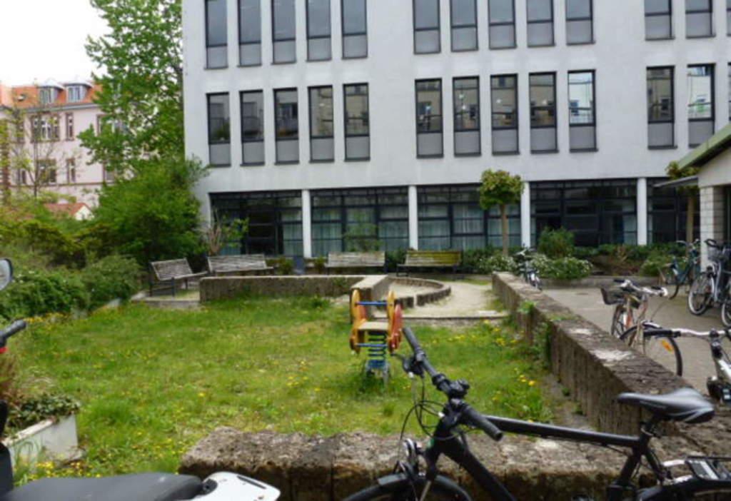 Appartement an der Uni Freiburg