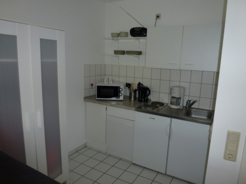 Appartement an der Uniklinik, Ferienwohnung 28qm,