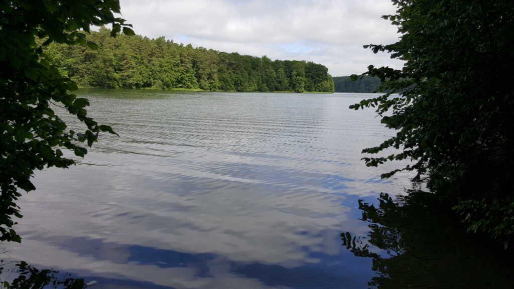 Schnuckelige Ferienwohnung mitten in der Seenplatt