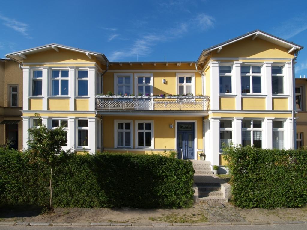 Villa 'Mutabor', Appartement 01