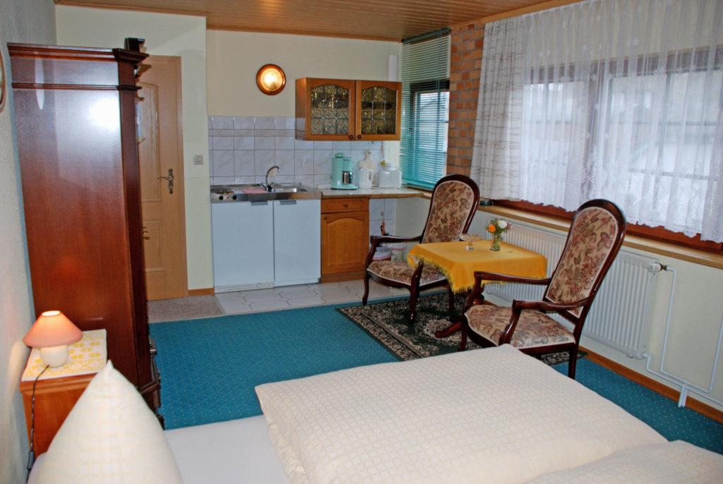 Ferienhaus und -appartement am Streler Sund, Ferie