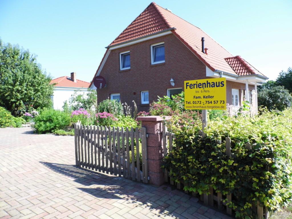 Harald und Marianne Keller, Ferienhaus Familie Ke