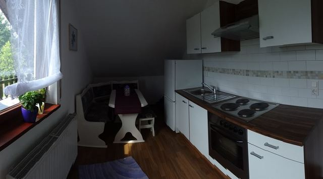 Ferienhaus MANADISO, Ferienwohnung 2 im Dachgescho