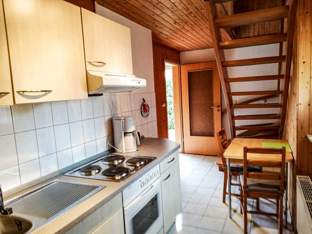 Ferienhaus - 200 Meter zum See, Ferienhaus
