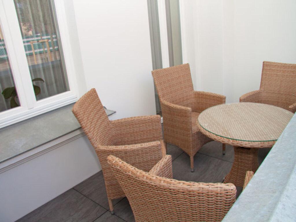 Villa Glückspilz, Appartement Meeresrauschen