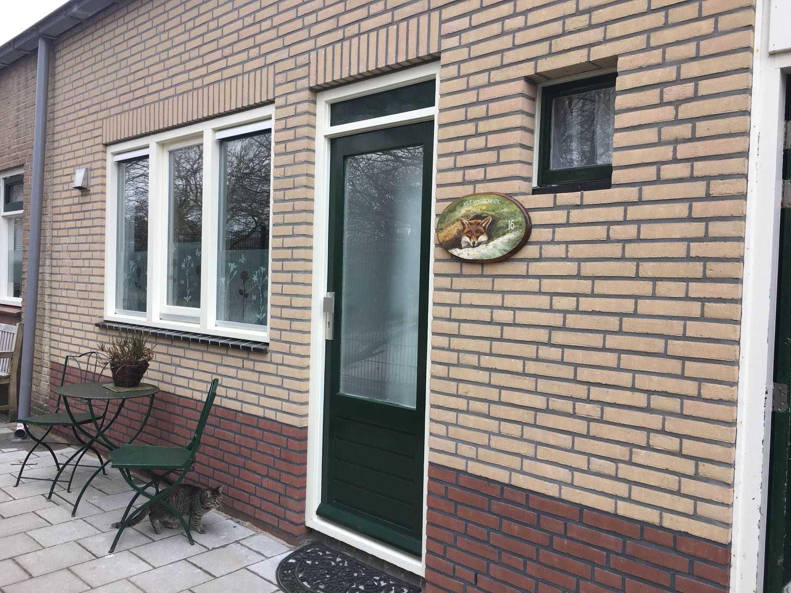 Detailbild von Ferienwohnung 'Het Vossenhol'