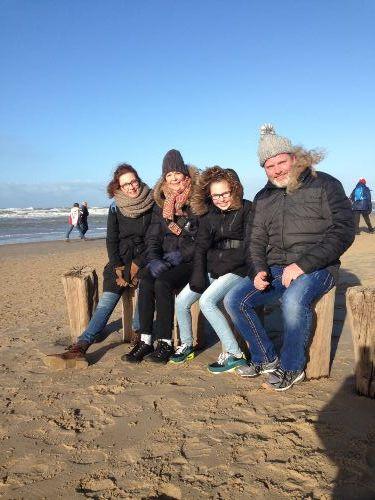 Yvonne, Oma, Tochter Maaike, Jan